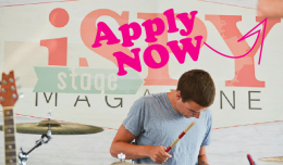 Apply NOW! A2 Summer Art Fair // iSPY Magazine Stage